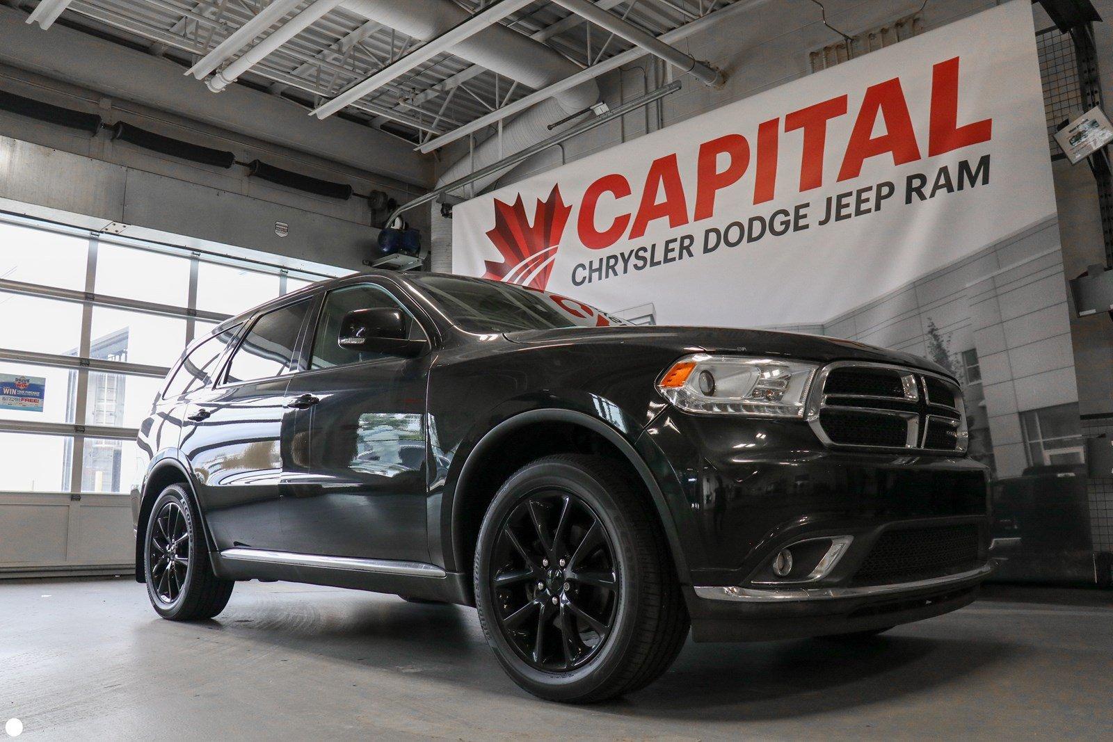 2015 Dodge Durango Limited AWD | Power Sunroof | GPS Navigation | SUV