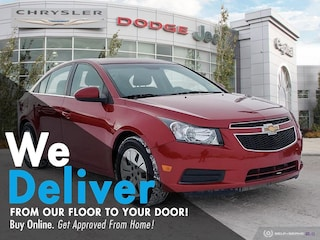2014 Chevrolet Cruze 1LT | ECOTEC TURBO 1.4L VVT DOHC 4-CYLINDER | Sedan