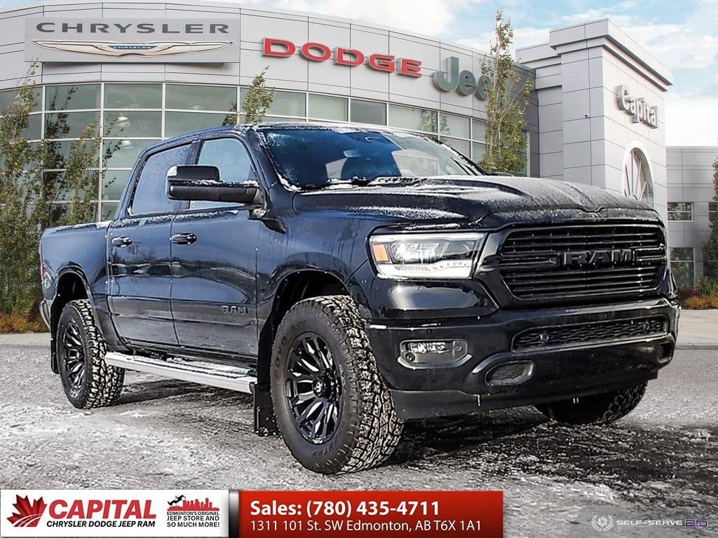 2019 Ram 1500 Sport 20 Fuel Wheels | Open Country Extreme Tires Sport 4x4 Crew Cab 57 Box