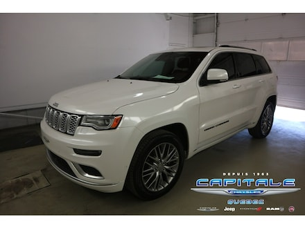 2017 Jeep Grand Cherokee Summit VUS