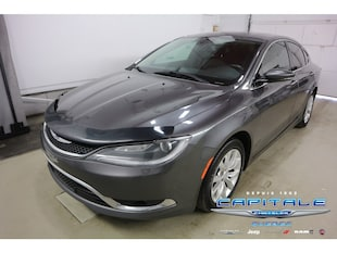 2015 Chrysler 200 C *V6 Plan OR 5ans/100 000KM* Berline