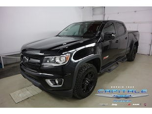 2017 Chevrolet Colorado Z71 *4X4 AWD V6 Bluetooth*