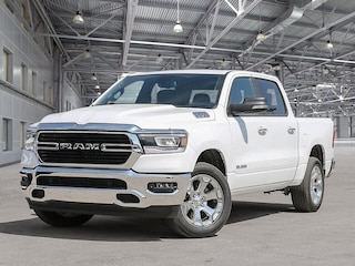 2020 Ram 1500 Big Horn Night Edition Camion cabine Crew