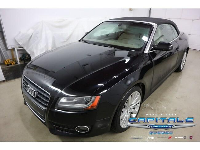 2010 Audi A5 2.0T *4X4 AWD DÉCapotable* Décapotable ou cabriolet