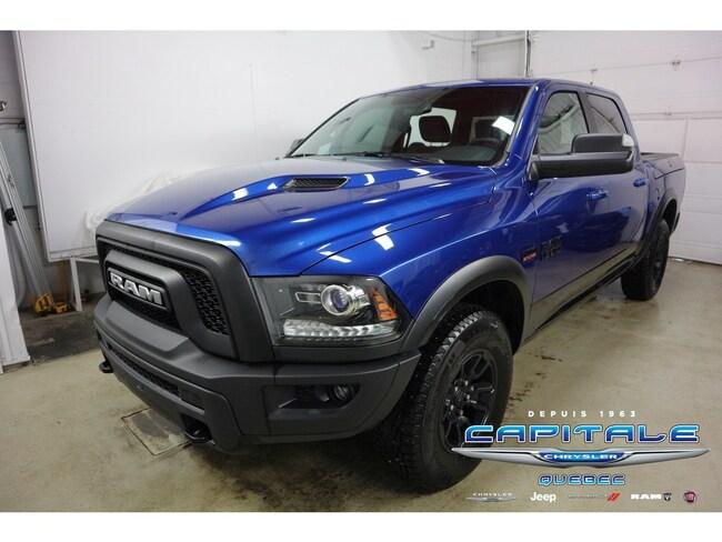 2018 Ram 1500 Rebel *4X4 AWD V8 5.7L* Camion cabine Crew