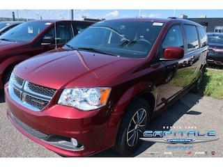 2017 Dodge Grand Caravan *Pneux DHiver Inclus*
