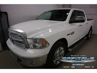 2016 Ram 1500 BIG Horn *Diesel 4X4 AWD Plan OR 5ans/160 000KM* Camion cabine Crew