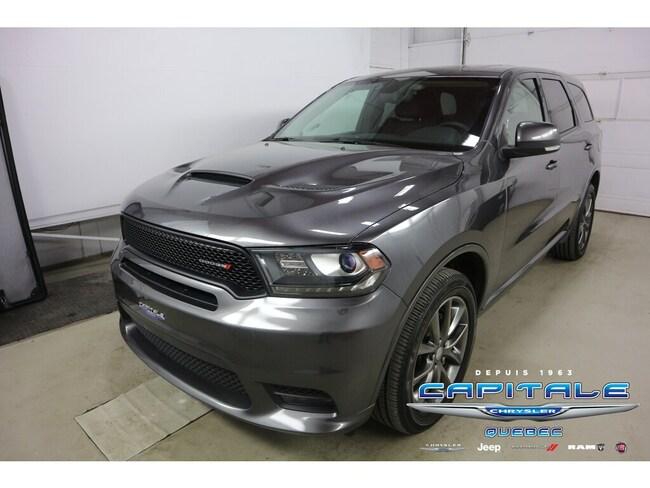 2018 Dodge Durango GT *4X4 AWD V6 GPS Toit Ouvrant Bluetooth* VUS