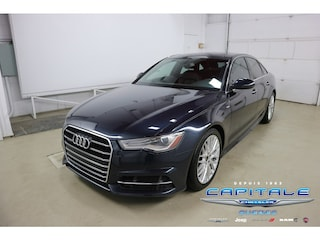 2017 Audi A6 2.0T Progressiv *4X4 AWD Bluetooth* Sedan
