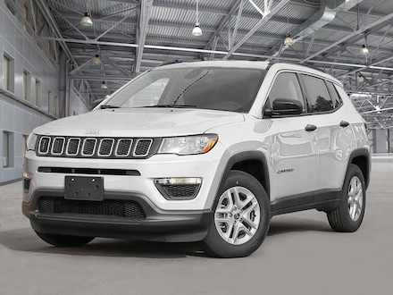 2020 Jeep Compass Sport Front-wheel Drive