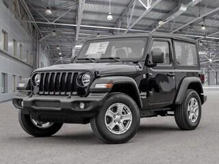 2020 Jeep Wrangler Sport S VUS