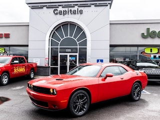 2019 Dodge Challenger SXT Coupé