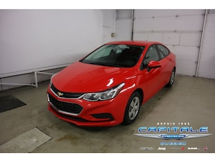 2016 Chevrolet Cruze LS Manual *Climatisation* Berline