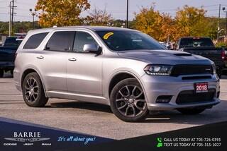 2018 Dodge Durango R/T MODEL | NAVIGATION/GPS | POWER SUNROOF/MOONROO SUV