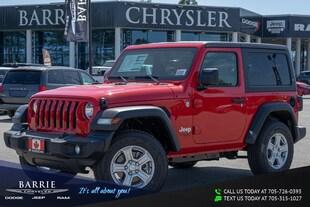 2019 Jeep All-New Wrangler Sport S Sport Utility