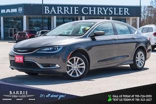 2015 Chrysler Chrysler 200 ***LIMITED MODEL***BLUETOOTH***BACK UP CAMERA***9  Car
