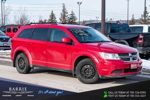 2014 Dodge Journey SE Plus