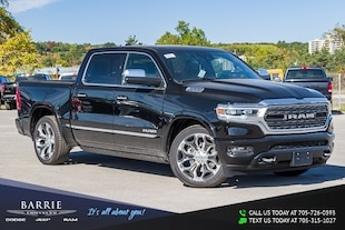 2020 Ram All-New 1500 Limited Truck Crew Cab