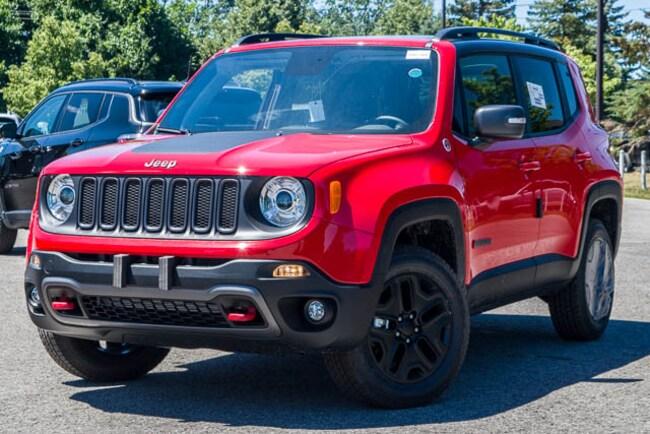 2018 Jeep Renegade Trailhawk SUV