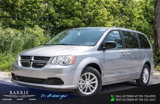 2017 Dodge Grand Caravan SXT PLUS | NAVIGATION/GPS | DVD Van Passenger