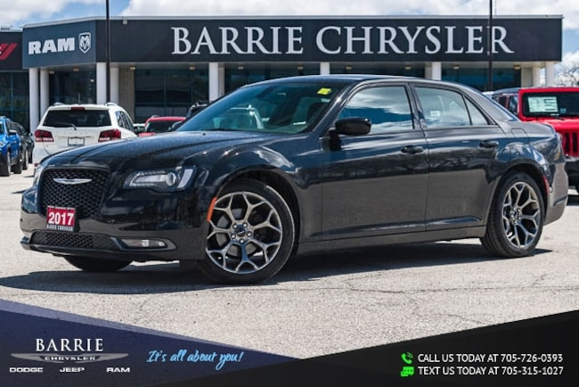 2017 Chrysler 300 S S MODEL | BACK UP CAMERA | BLUETOOTH | REMOTE KEYL Sedan
