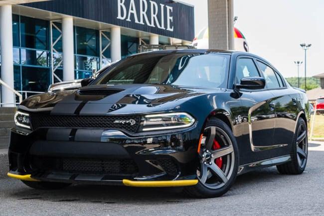 2018 Dodge Charger SRT Hellcat Berline