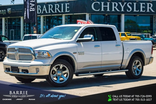 2016 Ram Ram 1500 LARAMIE MODEL | POWER SUNROOF/MOONROOF | NAVIGATIO/GPS | HEATED SEATS | Truck