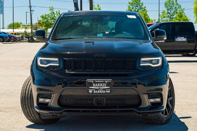New 2019 Jeep Grand Cherokee SRT For Sale | Barrie ON