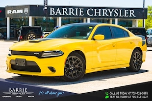2017 Dodge Charger R/T DAYTONA PACKAGE | NAVIGATION/GPS | HEATED SEAT Car