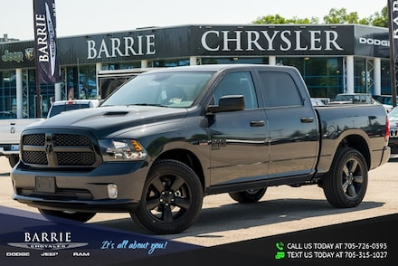Barrie Chrysler Dodge Jeep Ram Ltd