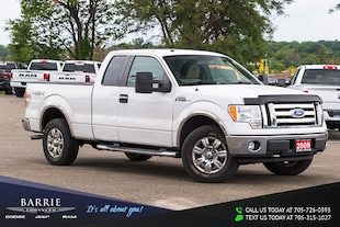 2009 Ford F-150 Extended Cab Pickup - Short Be