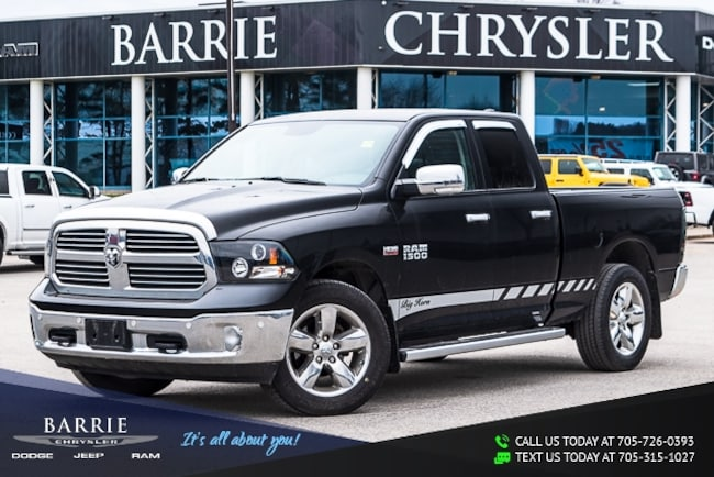 2016 Ram 1500 SLT PACKAGE | HEMI | 1-OWNER | 4X4 | BACK UP CAMER Crew Cab Pickup - Standard Bed