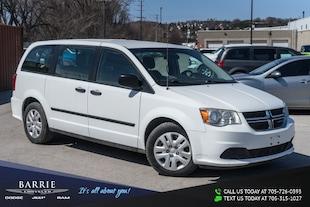 2014 Dodge Grand Caravan Mini Passenger Van