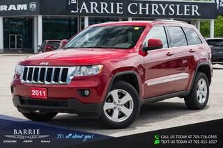 2011 Jeep Grand Cherokee LAREDO | LEATHER | PANORAMIC SUNROOF | SUV