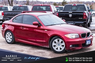 2012 BMW 128i Coupe Coupe