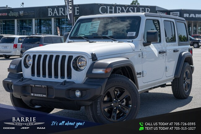 2019 Jeep Wrangler Unlimited Unlimited Sport S Sport Utility