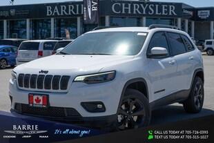 2019 Jeep New Cherokee Altitude SUV