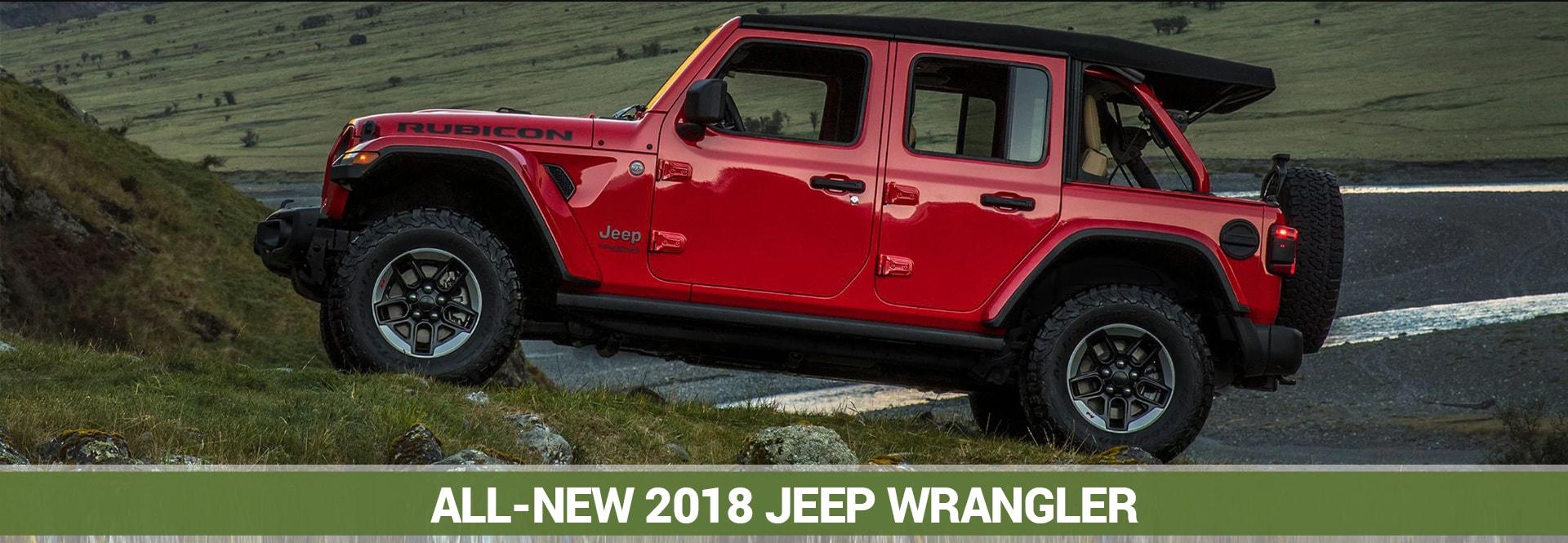 2018 Jeep Wrangler For Sale Barrie Chrysler Drain 2017