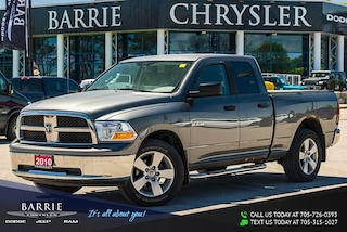 2010 Dodge Ram 1500 SLT QUAD CAB | 4X4 Crew Cab Pickup - Short Bed