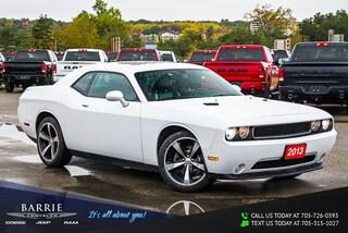 2013 Dodge Challenger R/T R/T Coupe