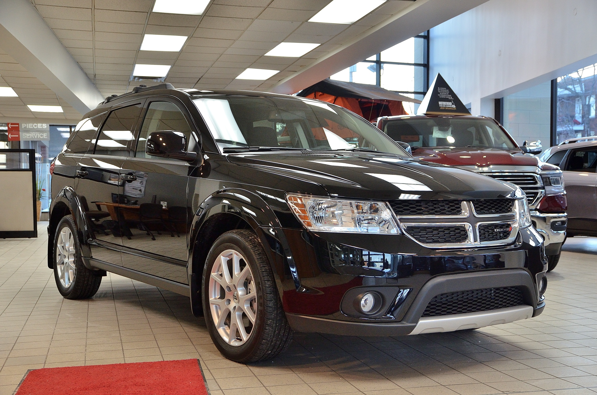 2017 Dodge Journey SXT | AWD! | BLUETOOTH | NEUF! | SUV