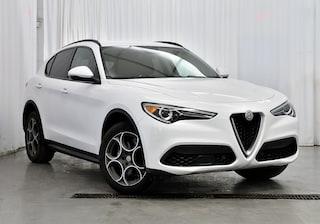 2018 Alfa Romeo Stelvio AWD | GPS | CAMERA | SIEGES CHAUFF | SUV