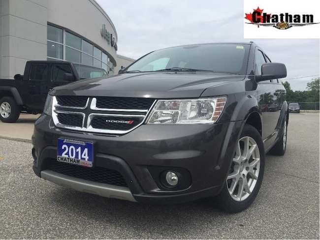 2014 Dodge Journey Limited/Uconnect8.4/DVD/7pass/Bluetooth SUV