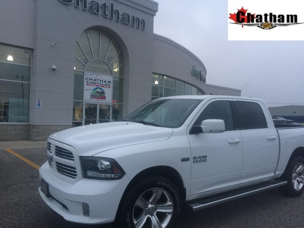 2016 Ram 1500 Sport/Nav/Sunroof**Available** Truck