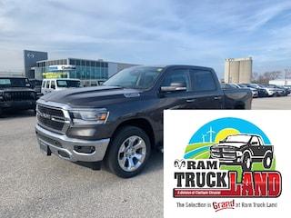 2020 Ram 1500 Big Horn Truck Crew Cab