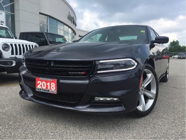 2018 Dodge Charger SXT Plus/Xrental/Uconnect8.4/Sunroof Sedan