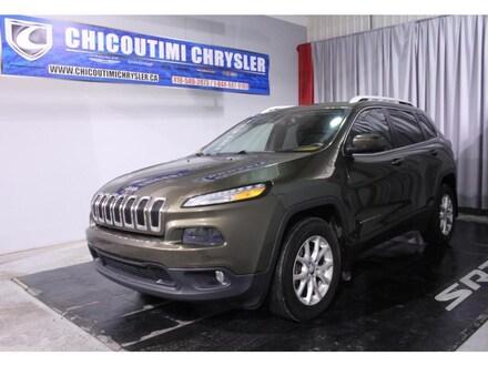 2016 Jeep Cherokee 4 RM, 4 Portes, North