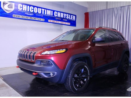 2015 Jeep Cherokee Trailhawk 4 Portes 4 Roues Motrices