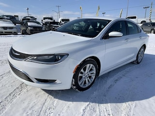 2016 Chrysler 200 Berline 4 Portes Limited, Traction Avant