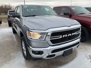 New 2020 Ram 1500 Big Horn Truck Quad Cab 1C6SRFBT6LN154333 for sale near you in Gimli, MB near Winnipeg